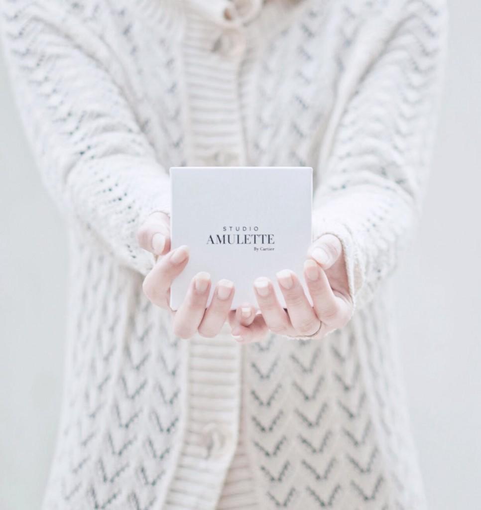 AMULETTE DE CARTIER - Studio-6151